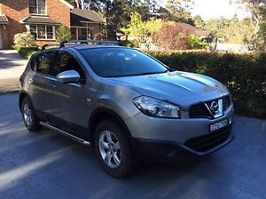 2011 Nissan Dualis Wagon Valley Heights Blue Mountains Preview