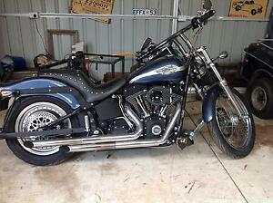 Harley Davidson 2003 night train. Swap Holden/Ford V8 wagon Armadale Armadale Area Preview