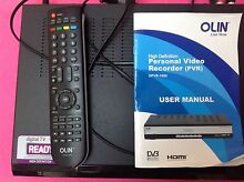 2 DVD players 1 personal hard disc recorder Upper Natone Burnie Area Preview