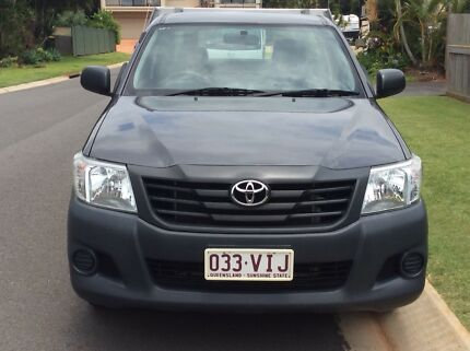 Toyota Hilux 2014 MY14 Workmate  5 Speed Manual Low Kms  $16,990