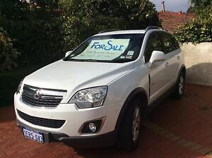2011 Holden Captiva Wagon Nedlands Nedlands Area Preview