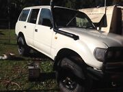 1996 Toyota Landcruiser diesel  Belli Park Noosa Area Preview