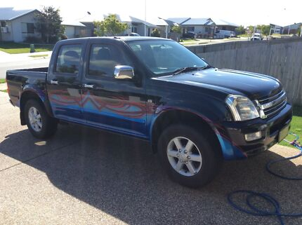 2005 Holden Rodeo Ute Rural View Mackay City Preview