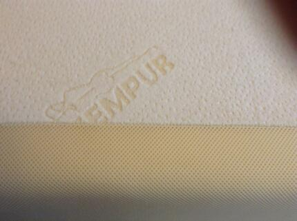 Tempur Royale Queen Mattress Firm in excellent condition. Braddon North Canberra Preview