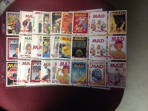 MAD Magazine Trading Cards x81 MINT!!!