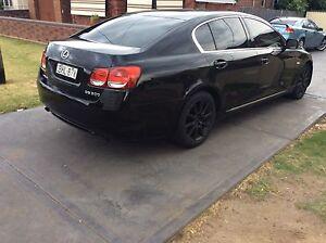 2006 Lexus GS300 Sedan Bankstown Bankstown Area Preview
