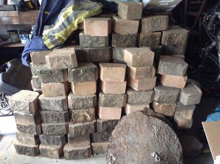 Free Edgestone concrete blocks South Mackay Mackay City Preview