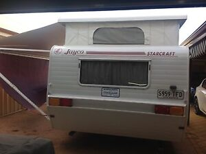 1997 Jayco Starcraft with double island bed Berri Berri Area Preview