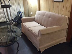"""Love seat sofa bed about 57"""" wide"""