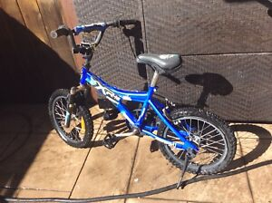 Child's Bike  only used once. PRICE REDUCTION!!