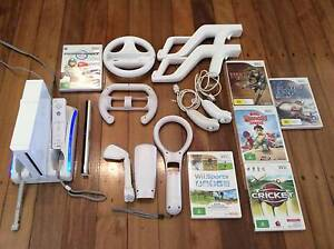 Wii (Ultimate Family Bundle) Algester Brisbane South West Preview