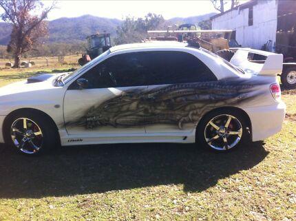 Subaru impreza Gatton Lockyer Valley Preview
