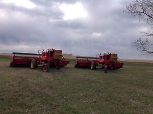 2 swathers for sale
