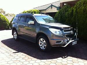 Holden Colorado 7 Wagon 4 x 4 Auto LTZ immaculate, Low km Gawler South Gawler Area Preview