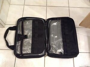 Travel organizer bag - euc
