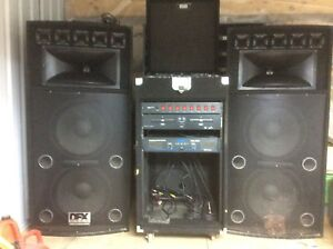 DJ Equipment REDUCED NOW $1750
