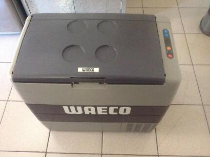 WAECO CF60 Fridge/Freezer with insulating cover Petersham Marrickville Area Preview