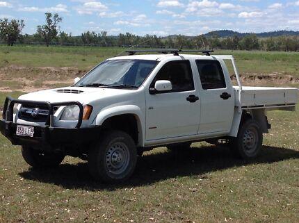 2008 Holden Colorado Dual Cab Texas Inverell Area Preview