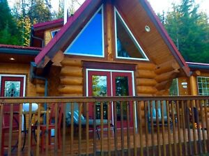 Pet friendly rental on Shuswap Lake