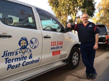 Jim's Termite & Pest Control Manly