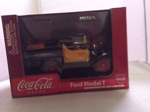 Die Cast Ford Model T Coca-Cola 1:24 New Price Peterborough Peterborough Area image 7