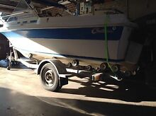 Trailer ,boat trailer only not boat Altona Hobsons Bay Area Preview