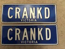 Personal number plates Newborough Latrobe Valley Preview