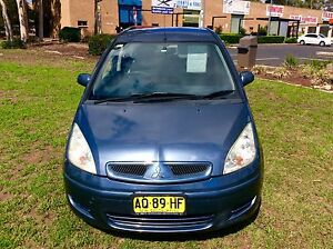 2005 Mitsubishi Colt GLS 5 door Hatch 4 Cyl AUTO Low KM's Woodbine Campbelltown Area Preview