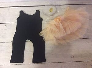 American Girl Doll Isabelle's Performance Ballet Outfit
