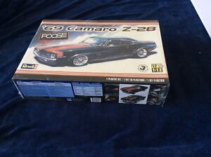 Revell 1/12 scale Chevrolet Camaro Z28 Foose edition