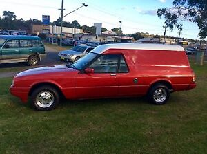 1988 Ford Falcon XF Panel Van Stunning Woodbine Campbelltown Area Preview