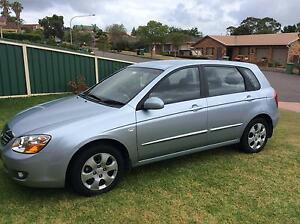 2007 Kia Cerato Hatchback- A1 Condition - Low Klm Lake Haven Wyong Area Preview