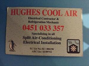 Hughes Cool Air Scarborough Stirling Area Preview