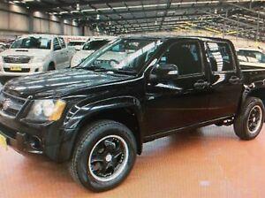 2008 Holden Colorado LX 4x2 dual cab Ute Sandgate Newcastle Area Preview