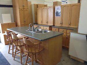 Kitchen #1 at Waterloo restore