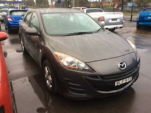 2009 Mazda Mazda3  Automatic Hatchback Sandgate Newcastle Area Preview