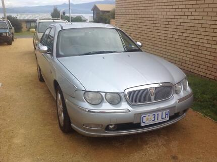 2002 Rover 75 Sedan Clarence Area Preview