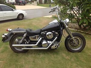Vulcan 1500 custom swap or sell Ashby Wanneroo Area Preview