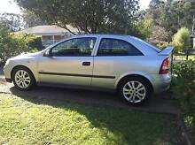 2002 Holden Astra Hatchback Batehaven Eurobodalla Area Preview