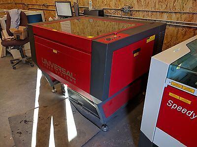 Universal Laser Engraver Ils9.75 135 Watts-manufactured Feb. 2014