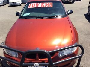 Holden commodore VX 149090 kms