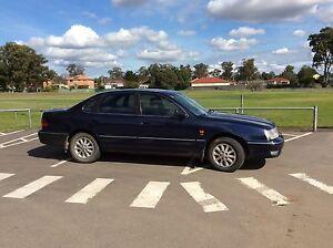 2000 Toyota Avalon Sedan Old Toongabbie Parramatta Area Preview