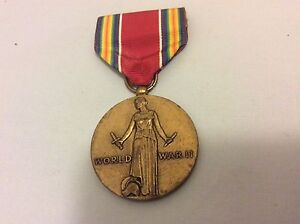 UNITED STATES OF AMERICAN WORLD WAR 2 1941-45 VICTORY MEDAL Koondoola Wanneroo Area Preview