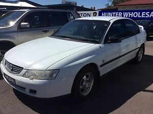 2002 Holden Commodore VY Automatic Sedan Sandgate Newcastle Area Preview