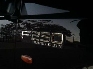 F250 7.3 litre Turbo Diesel SuperDuty Dual Cab XLT Redland Bay Redland Area Preview