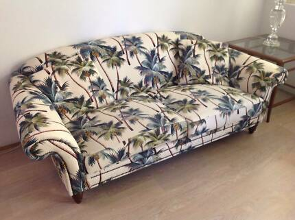 Moran Republic 2 1/2 seater designer couch in excellent condition
