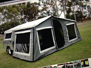 Ezytrail Camper Trailer Chermside West Brisbane North East Preview