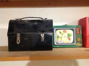 Vintage collectable lunchboxes