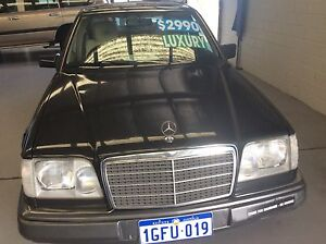 1995 Mercedes-Benz E220 Sedan Belmont Belmont Area Preview