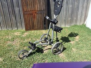 Golf buggy with large rear wheels Bairnsdale East Gippsland Preview